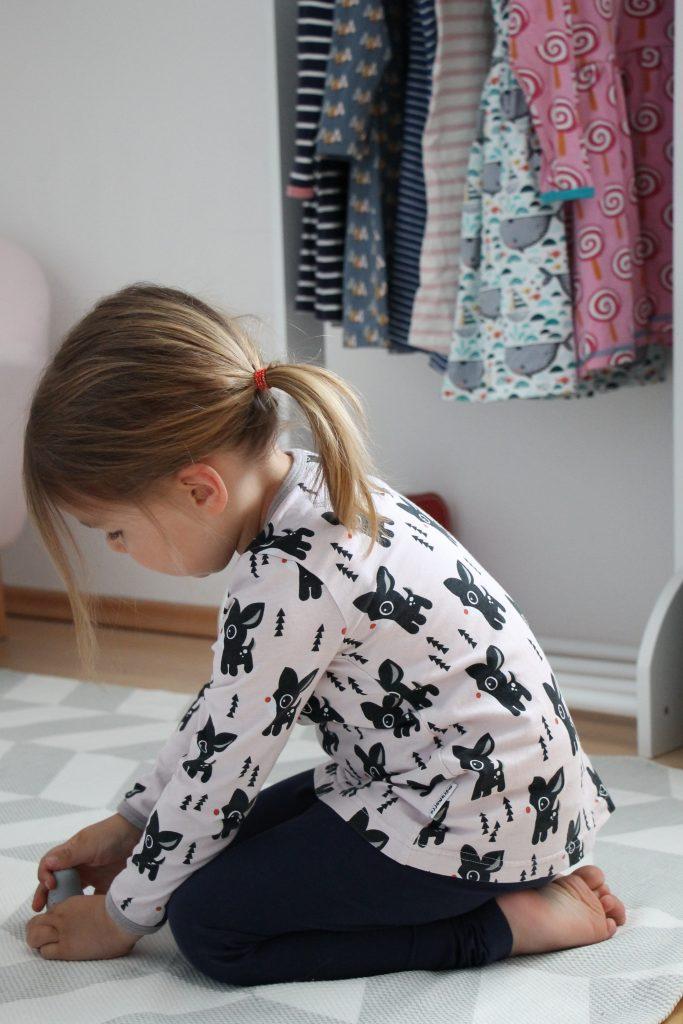 Kinderzimmer im Skandi-Look