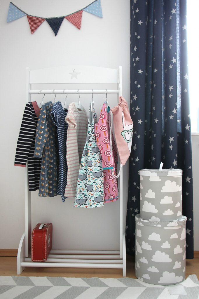 Kleidergarderobe Kinder Kids Concept