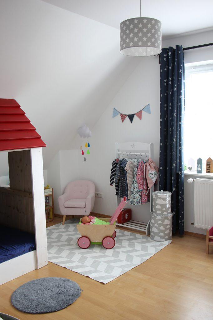 Mädchen-Kinderzimmer einrichten Ideen