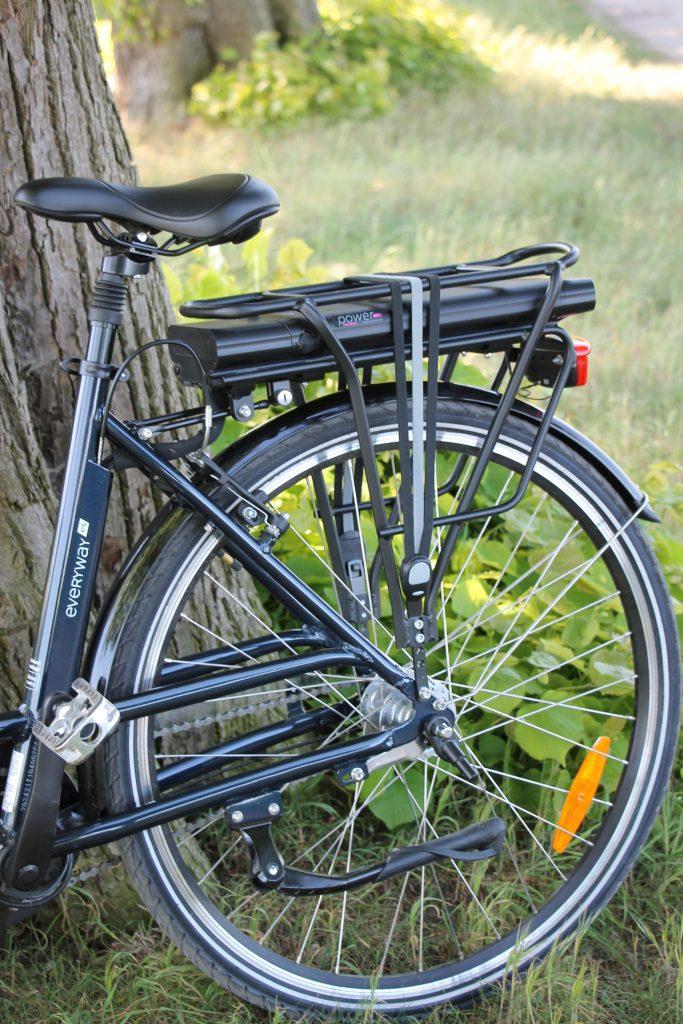 Reichweite A.T.U E-Bikes