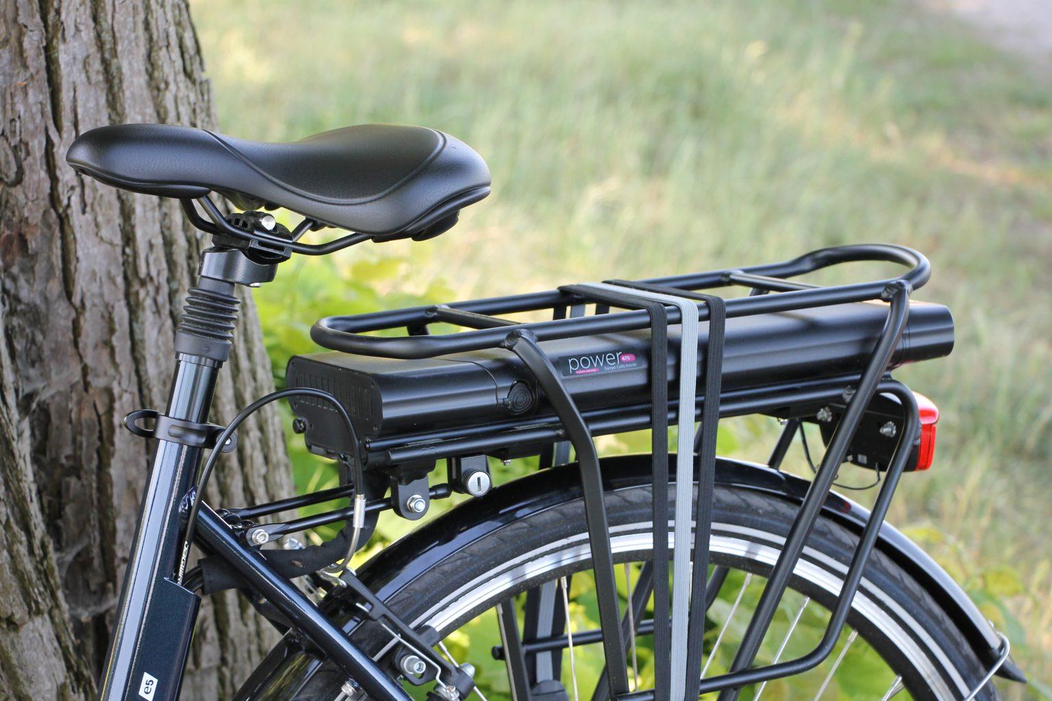 Reichweite Wayscral E-Bikes Test - A.T.U E-Bikes