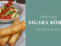 Sigara Börek: Rezept für eine typische türkische Vorspeise