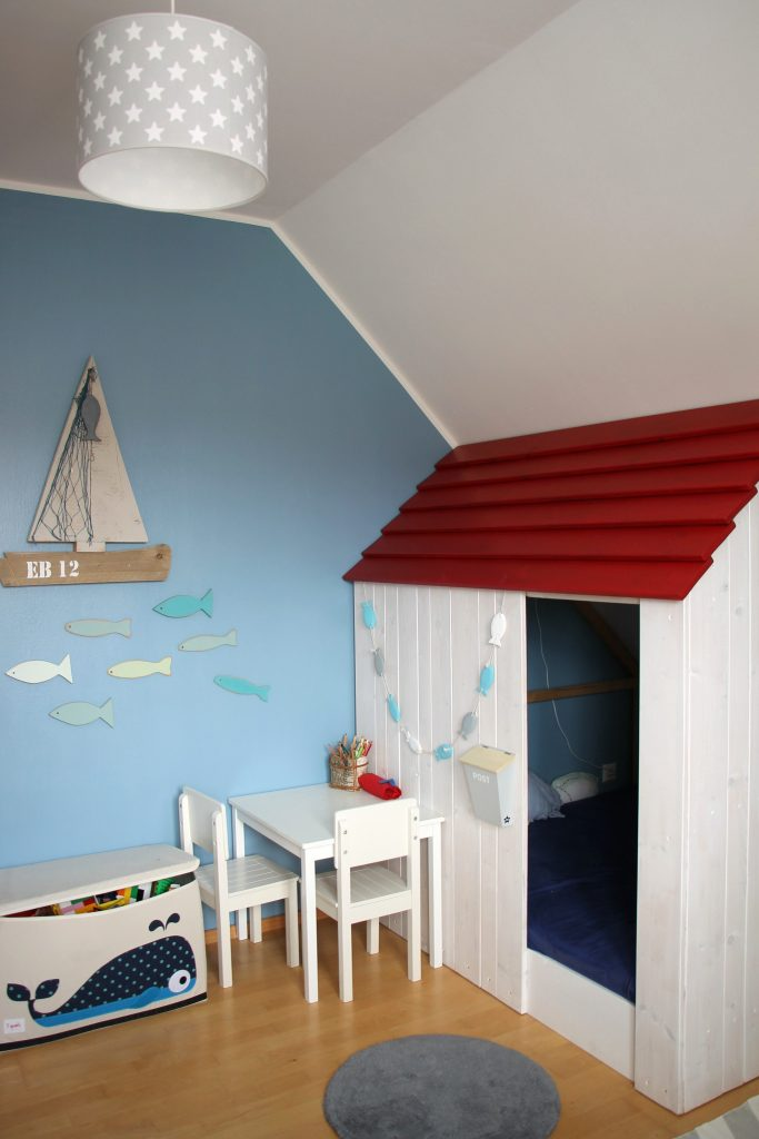 spielhaus kinderzimmer lavendelblog. Black Bedroom Furniture Sets. Home Design Ideas