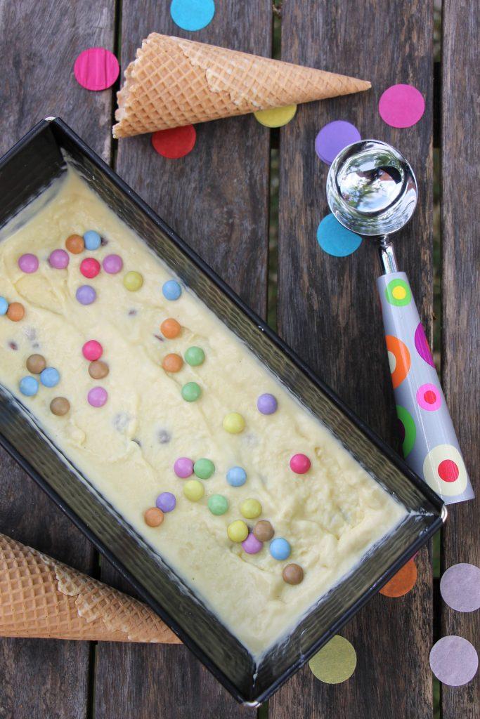 smarties eis selber machen sommergl ck pur inkl lily balou gewinnspiel lavendelblog. Black Bedroom Furniture Sets. Home Design Ideas