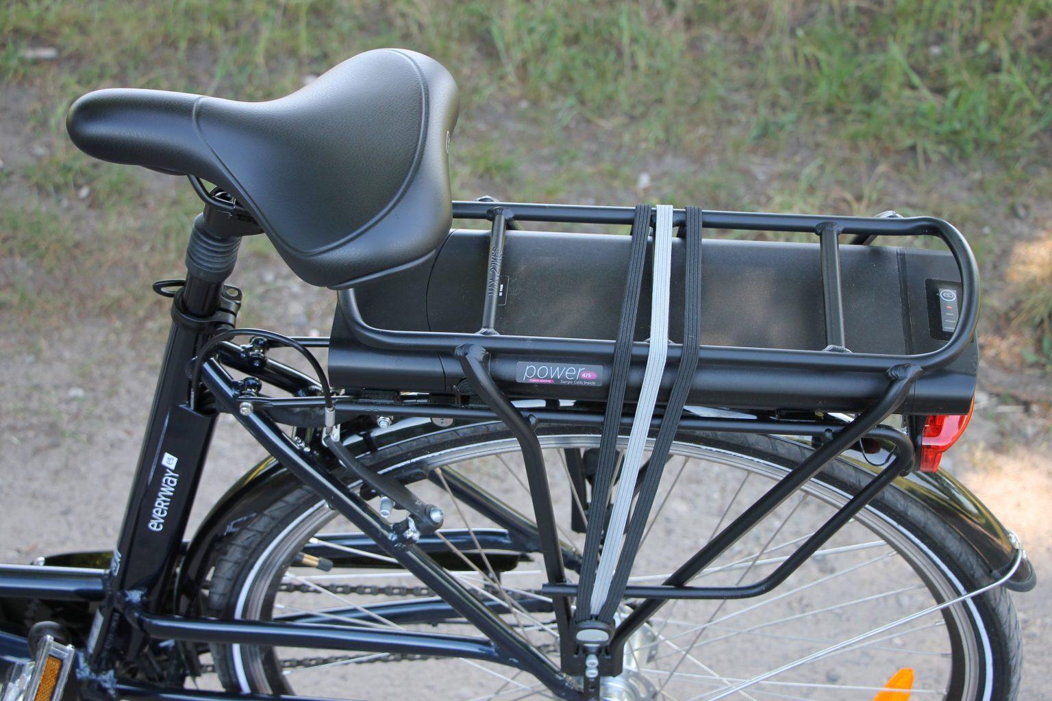Wayscral E-Bike Akkuleistung - A.T.U E-Bikes