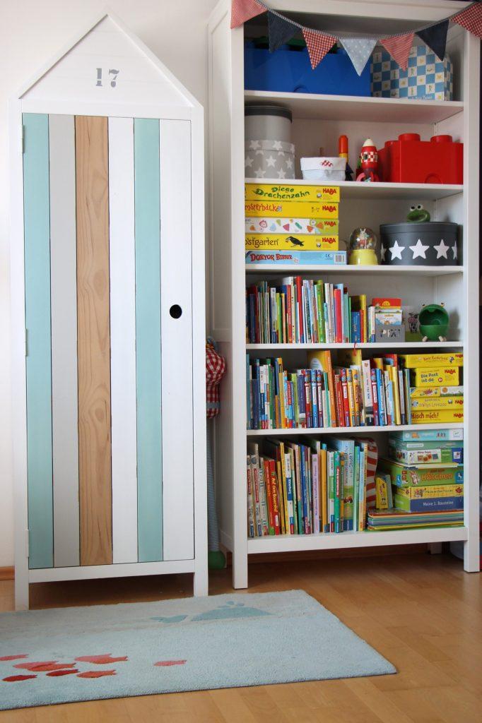 maritimes Kinderzimmer Ideen