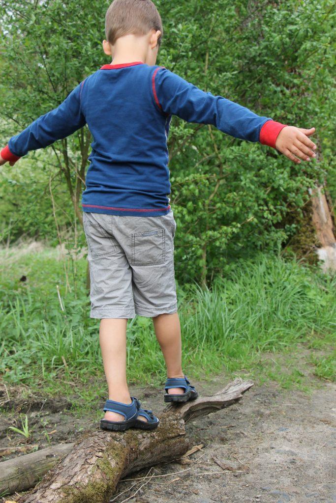robuste Sandalen Jungen