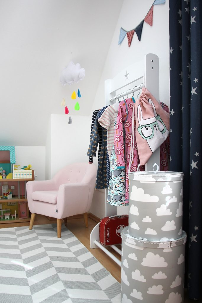 Skandinavisches Kinderzimmer Einrichten Ideen