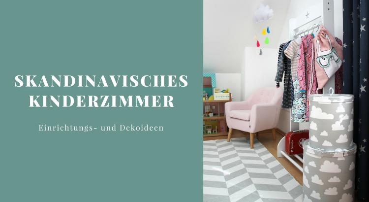 skandinavisches Kinderzimmer für Mädchen Ideen