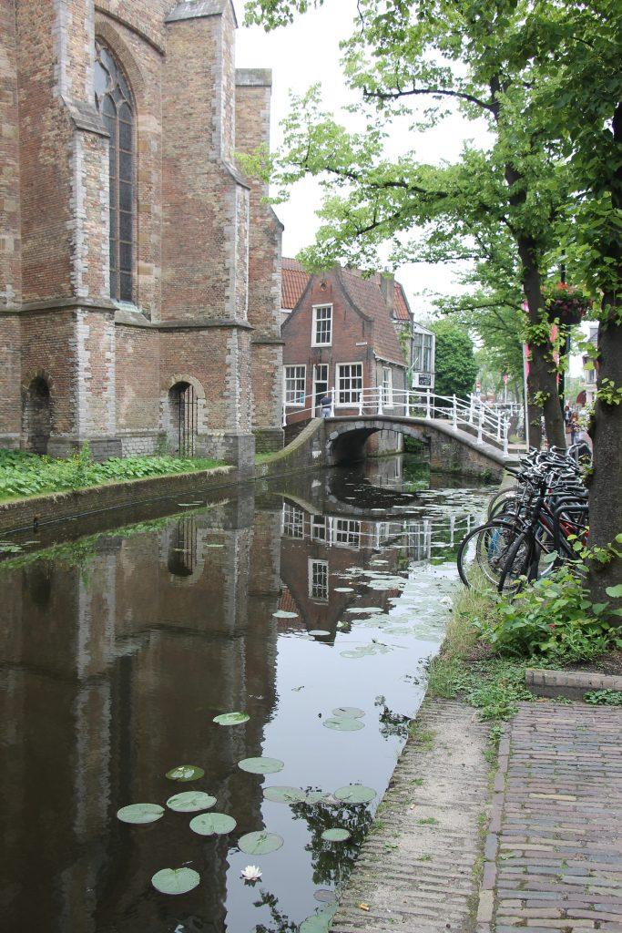 Eindrücke Delft