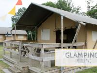 Erfahrungsbericht: Glamping im Ferienpark De Twee Bruggen in den Niederlanden
