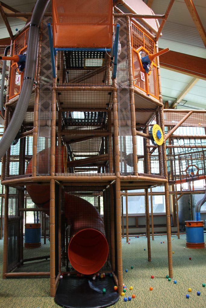 Indoor-Spielplatz Weissenhäuser Strand