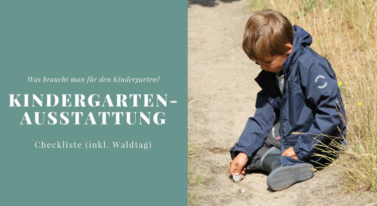 Kindergartenausstattung Empfehlungen