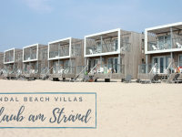 Urlaub am Strand: Landal Beach Villas Hoek van Holland