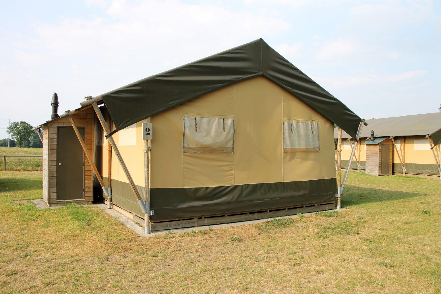 Lodgezelt Niederlande