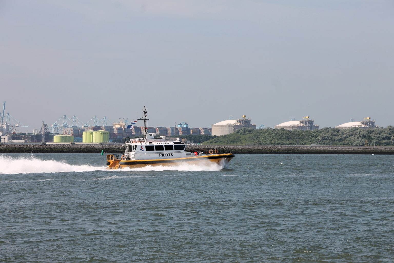 Nieuwe Waterweg Hoek van Holland