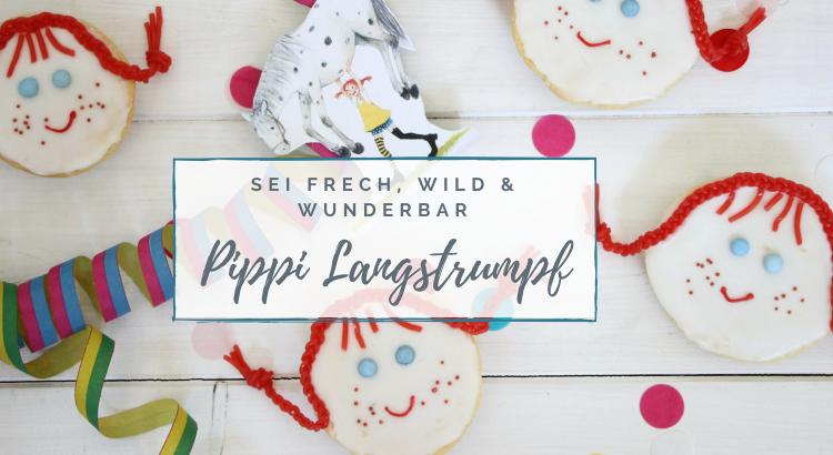 Pippi Langstrumpf Party Ideen