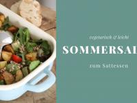 Rezept: Sommersalat – vegetarisch & leicht