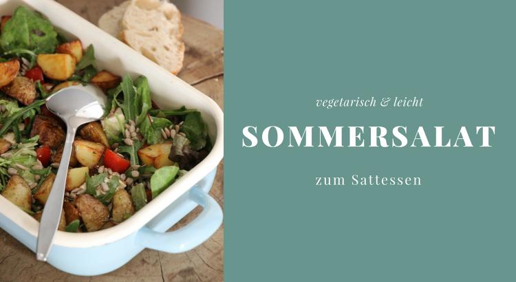 Salat zum Sattessen Rezept