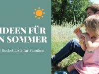 50 Ideen für den Sommer: Familie, Sonne, ganz viel Spaß und HiPP Käsefüsschen