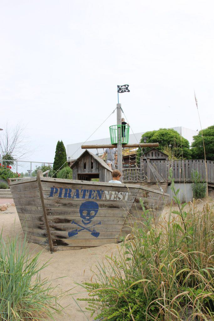 Spielplatz Weissenhäuser Strand