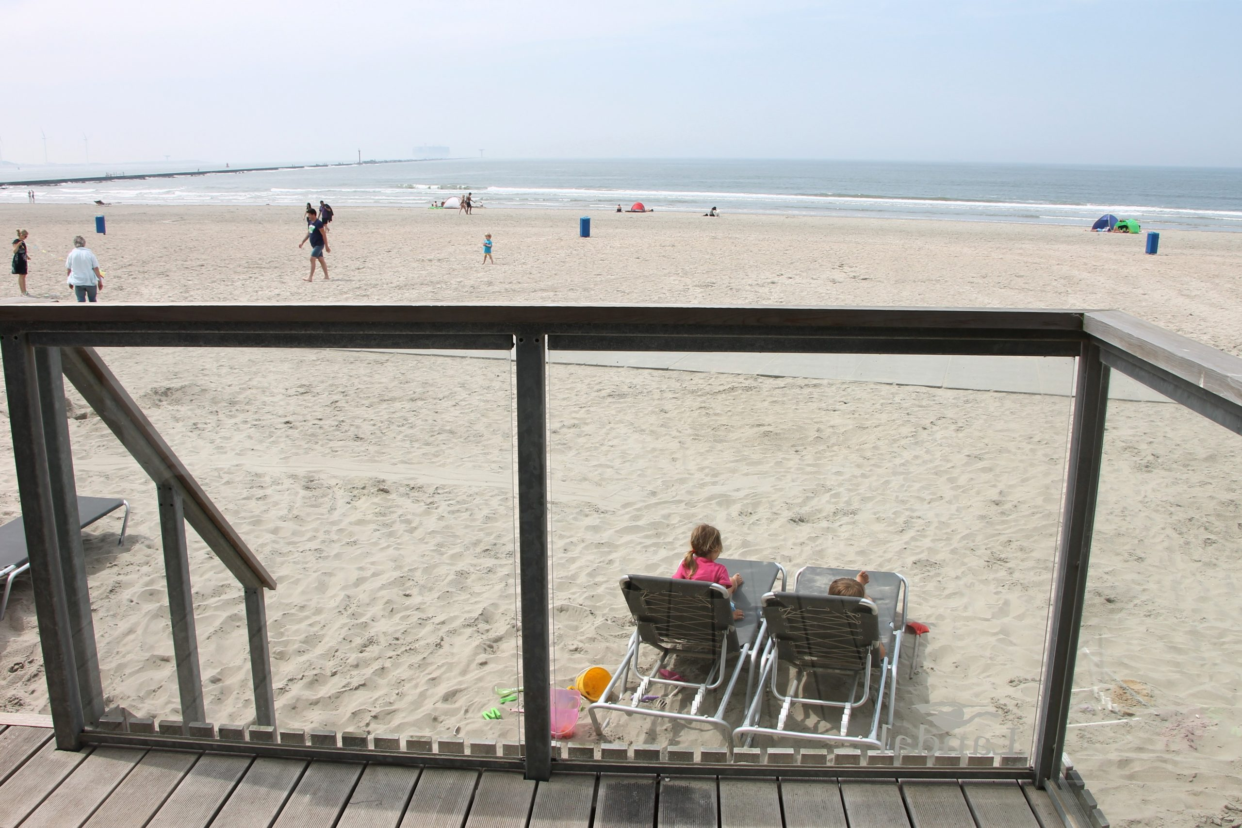 Baden in der Nordsee mit Kindern - Lavendelblog