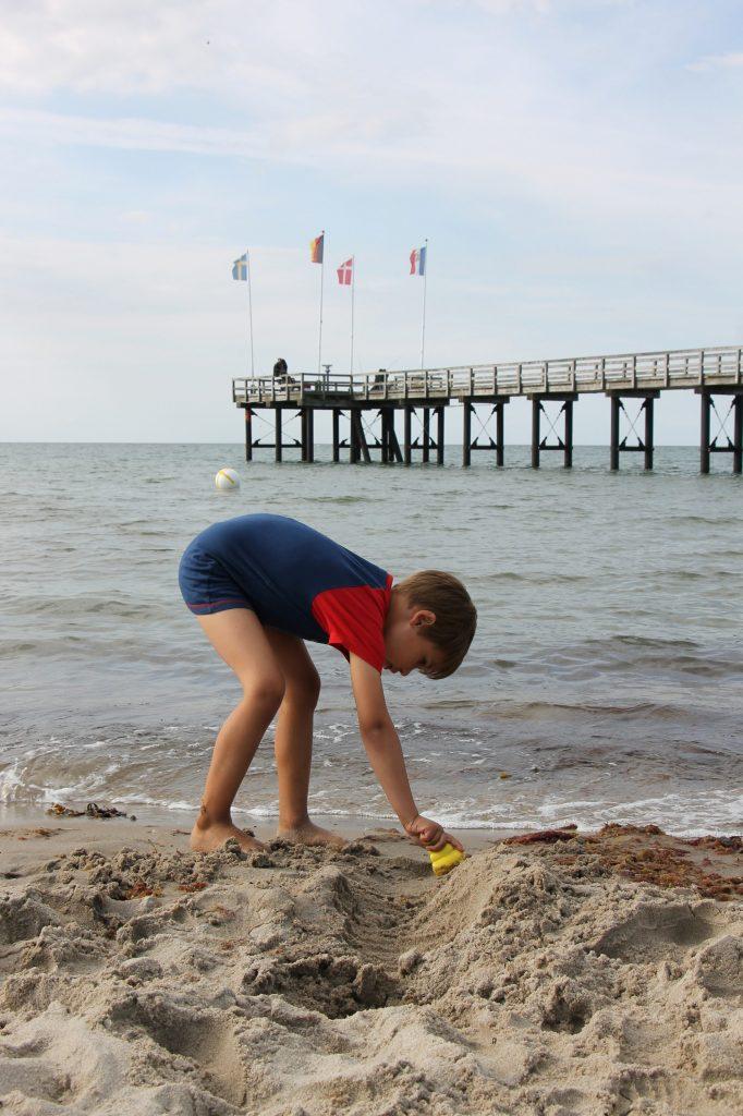 Urlaub Ostsee Weissenhäuser Strand buchen