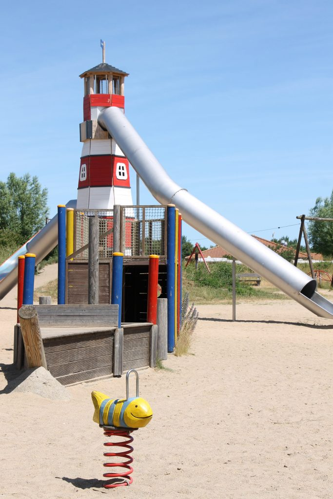 Weissenhäuser Strand Spielplatz