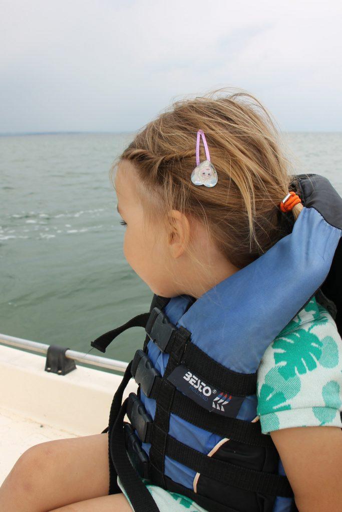Weissenhäuser Strand Tretboot fahren mit Kindern