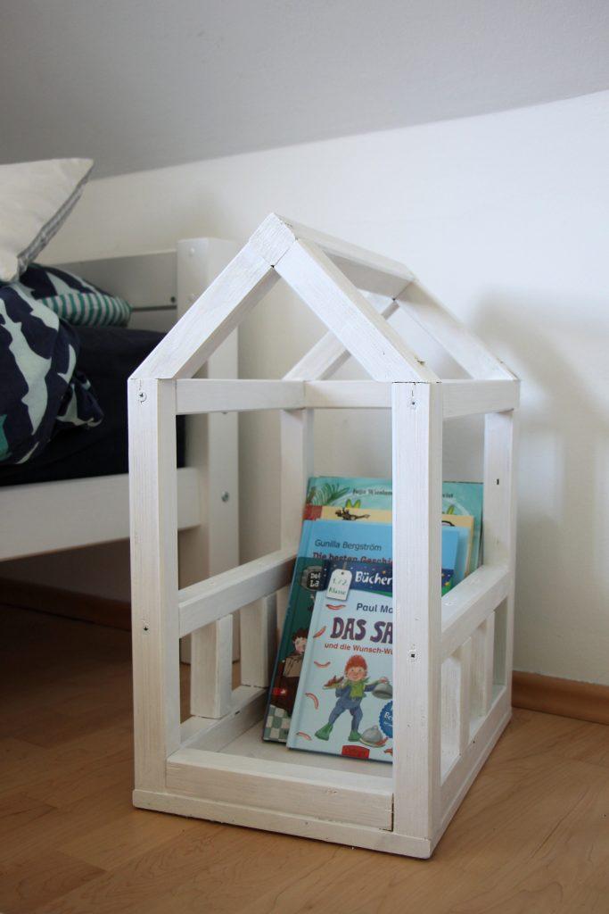 Bücher Holzhaus bauen