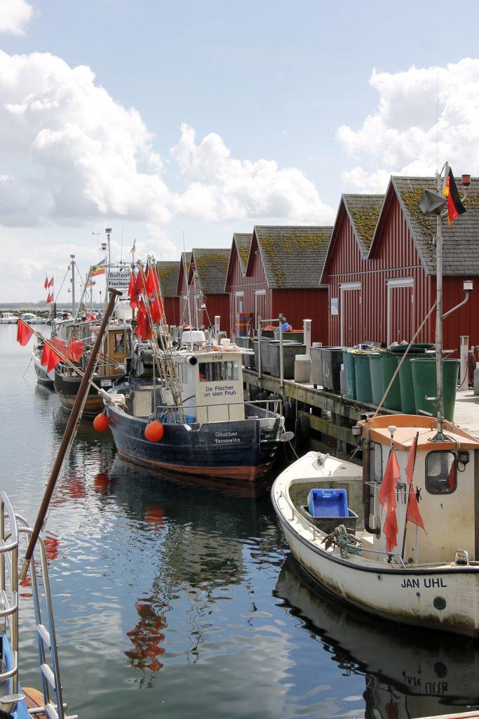Boltenhagen Fischereihafen_BestFewo