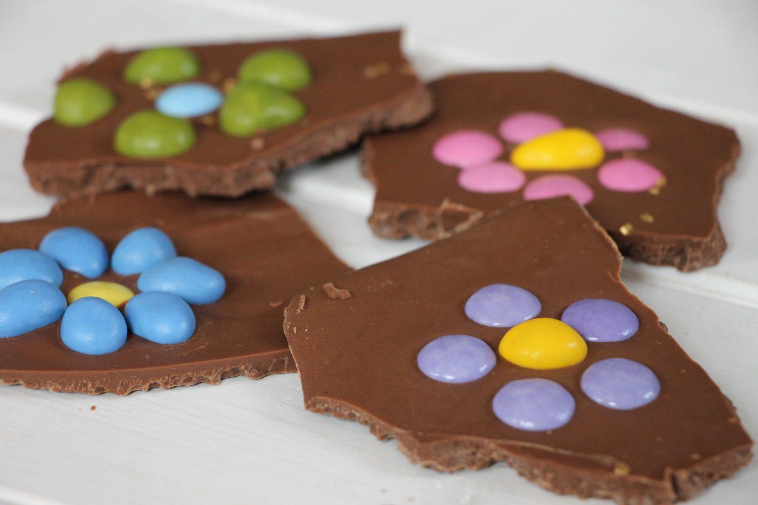 Geschenke aus der Küche: Bruchschokolade selber machen - Lavendelblog
