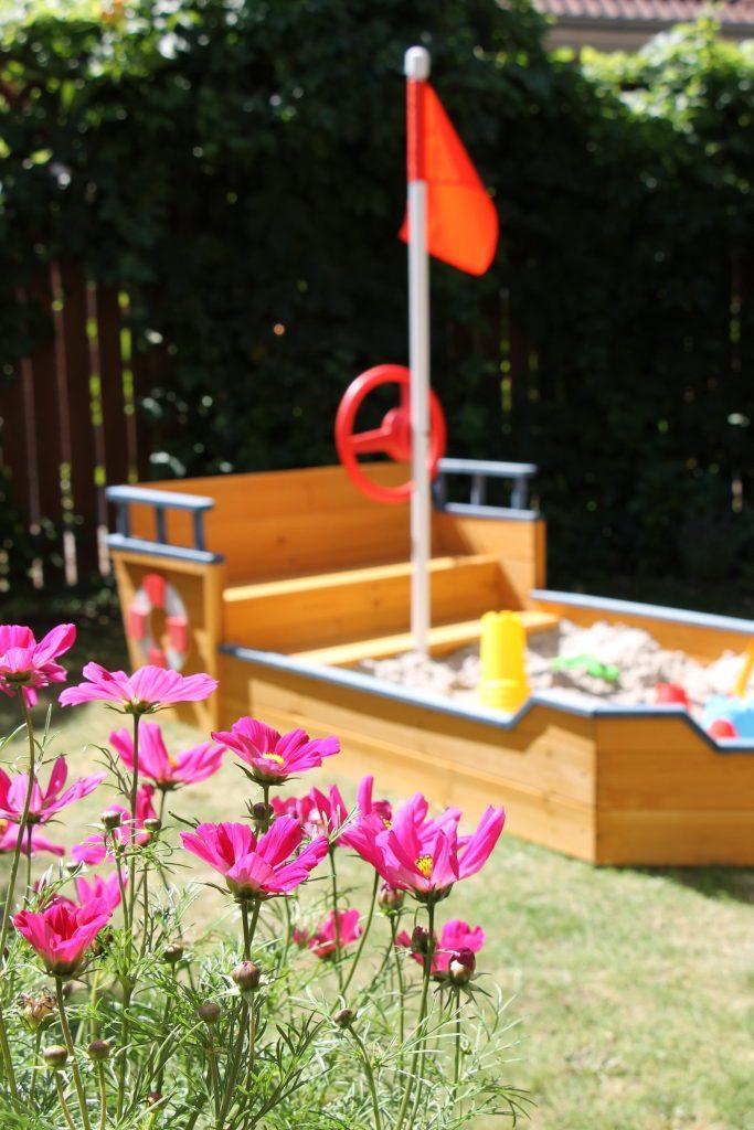Garten für Kinder Ideen