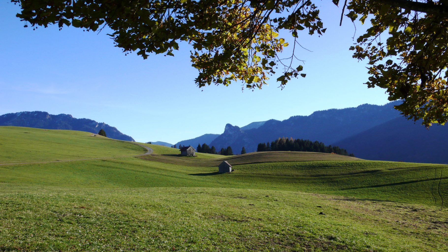 Meditationsweg bei Unterammergau Foto Nicole Richter