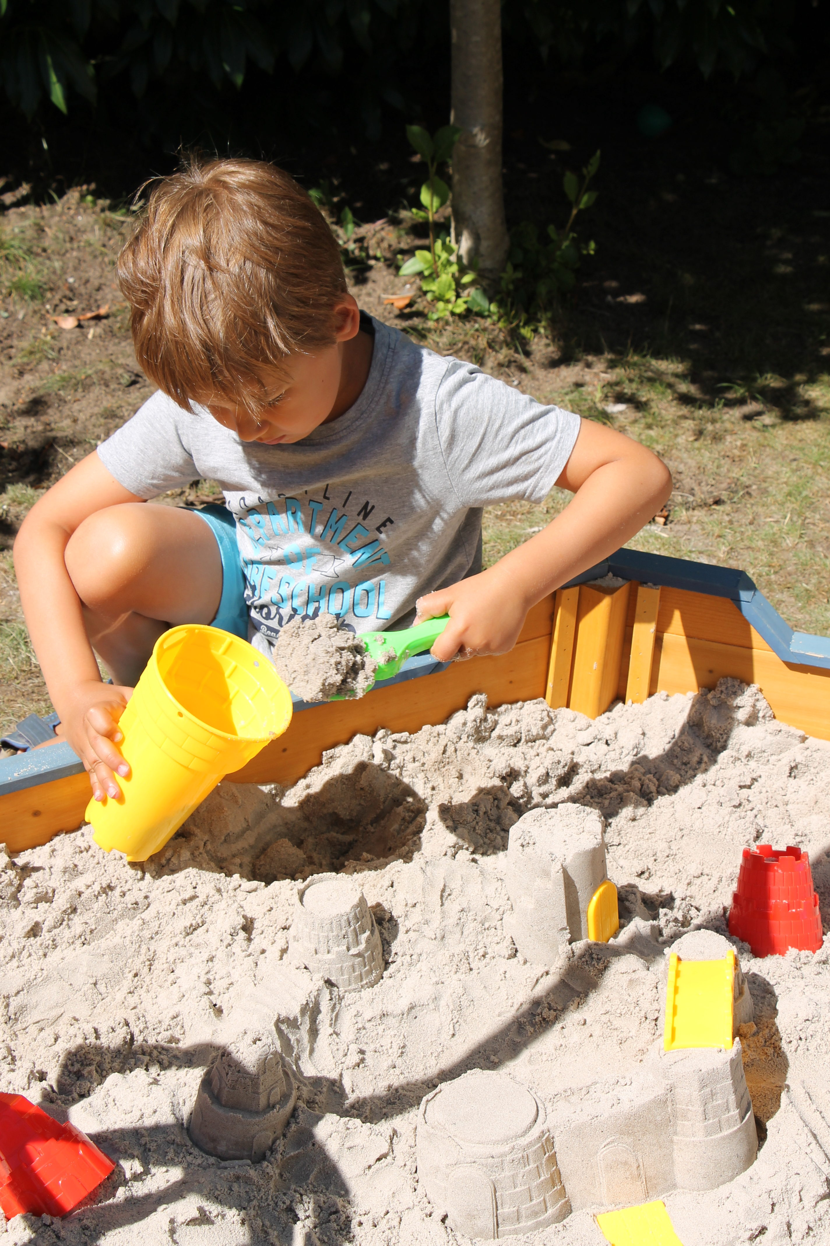 Garten gestalten Kinder Lavendelblog