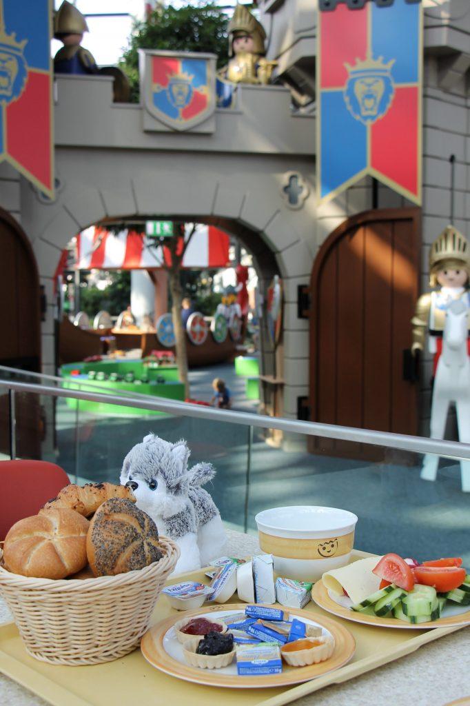 Playmobil Funpark Frühstück