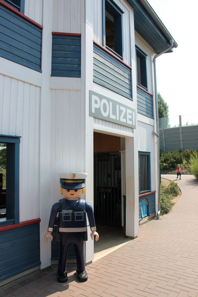 Playmobil Funpark Polizeistation