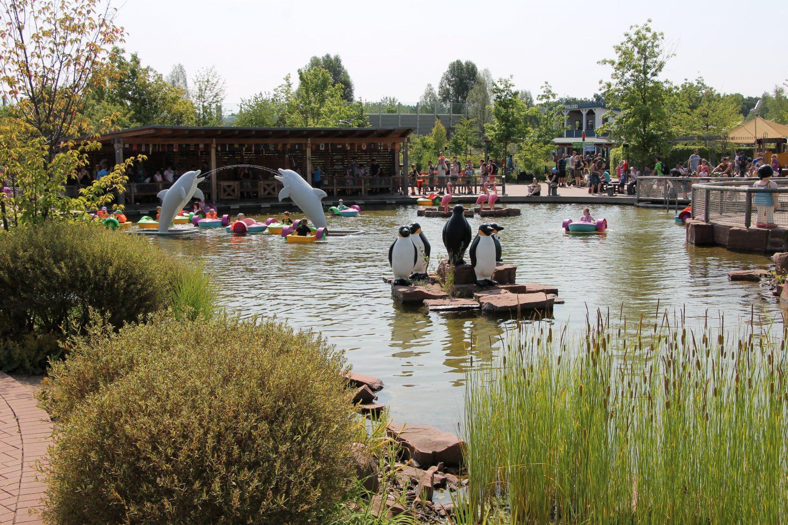 Playmobil Funpark Wasserspielplatz