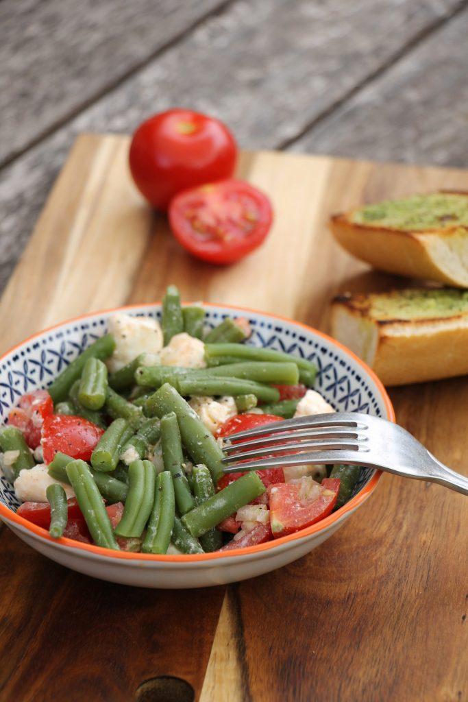 Rezept Buschbohnen Salat