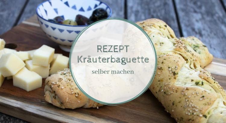 Rezept Kräuterbrot selber backen