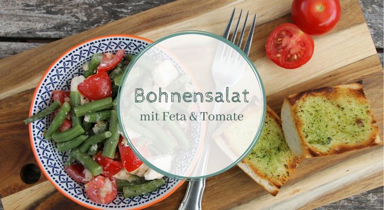 Sommersalat Bohnen Rezept