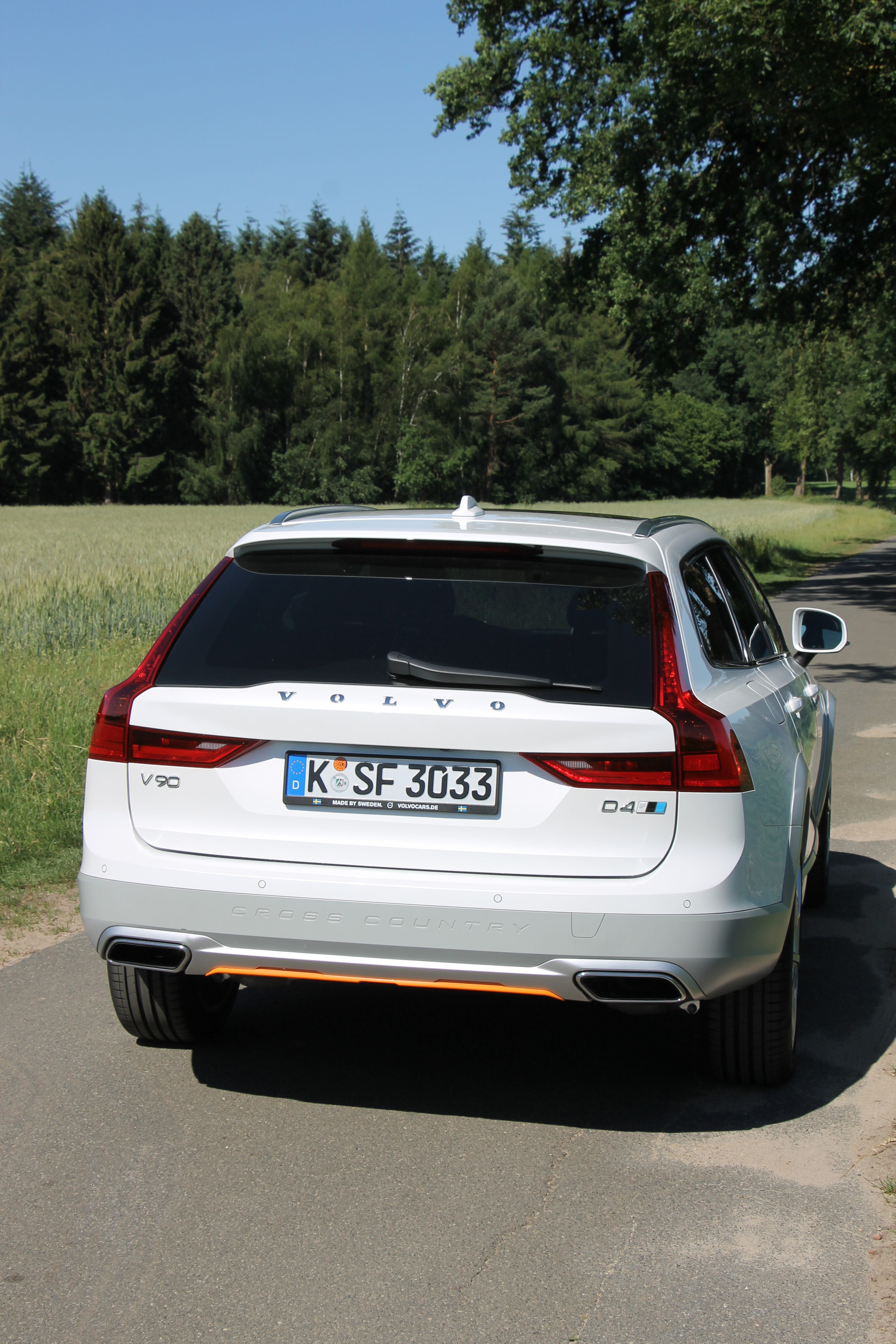 Volvo V90 Cross Country Technische Daten Lavendelblog