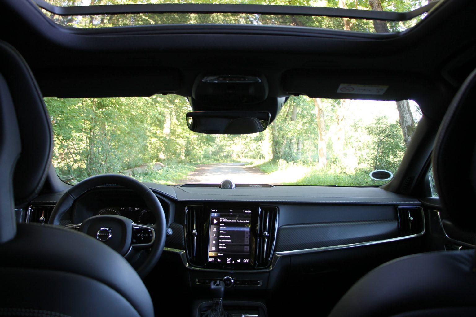 Volvo V90 Kombi Testbericht