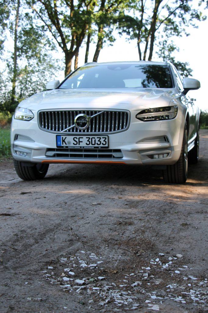 Volvo V90 Test