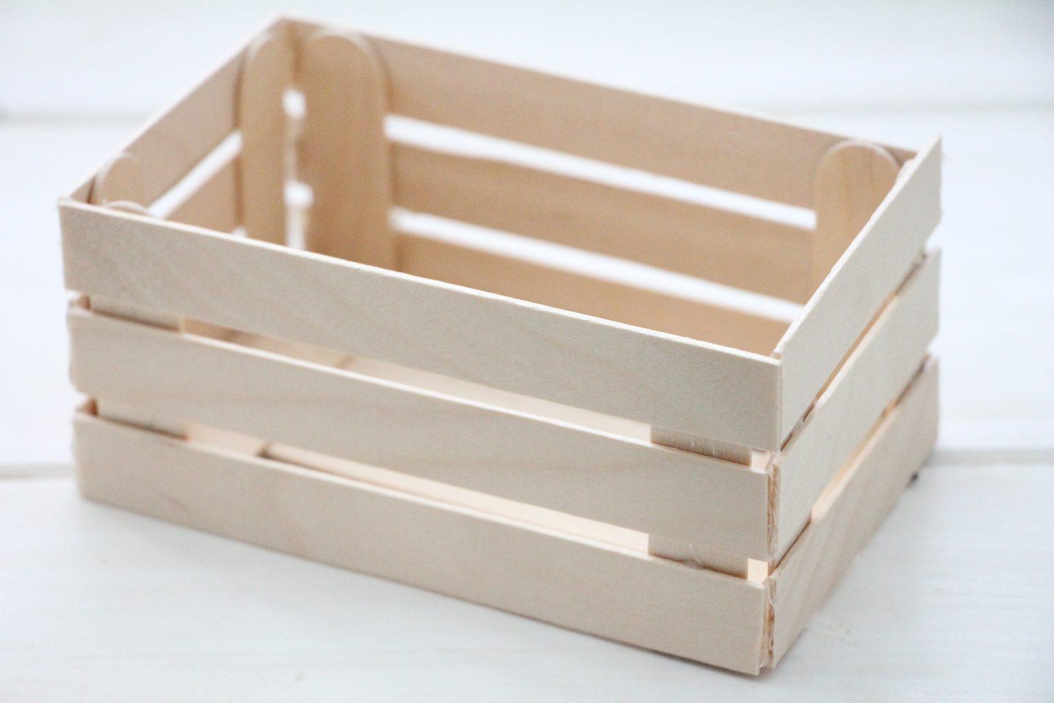 DIY Holzkiste bauen