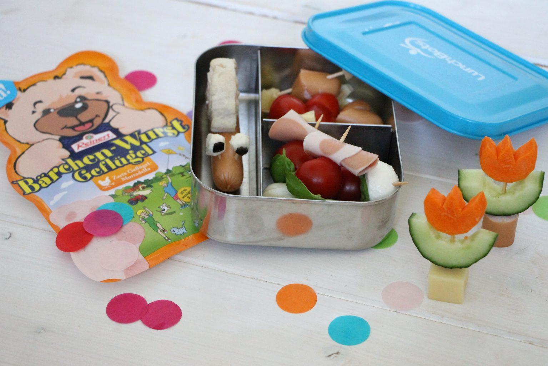Lunchbox Rezepte Kinder