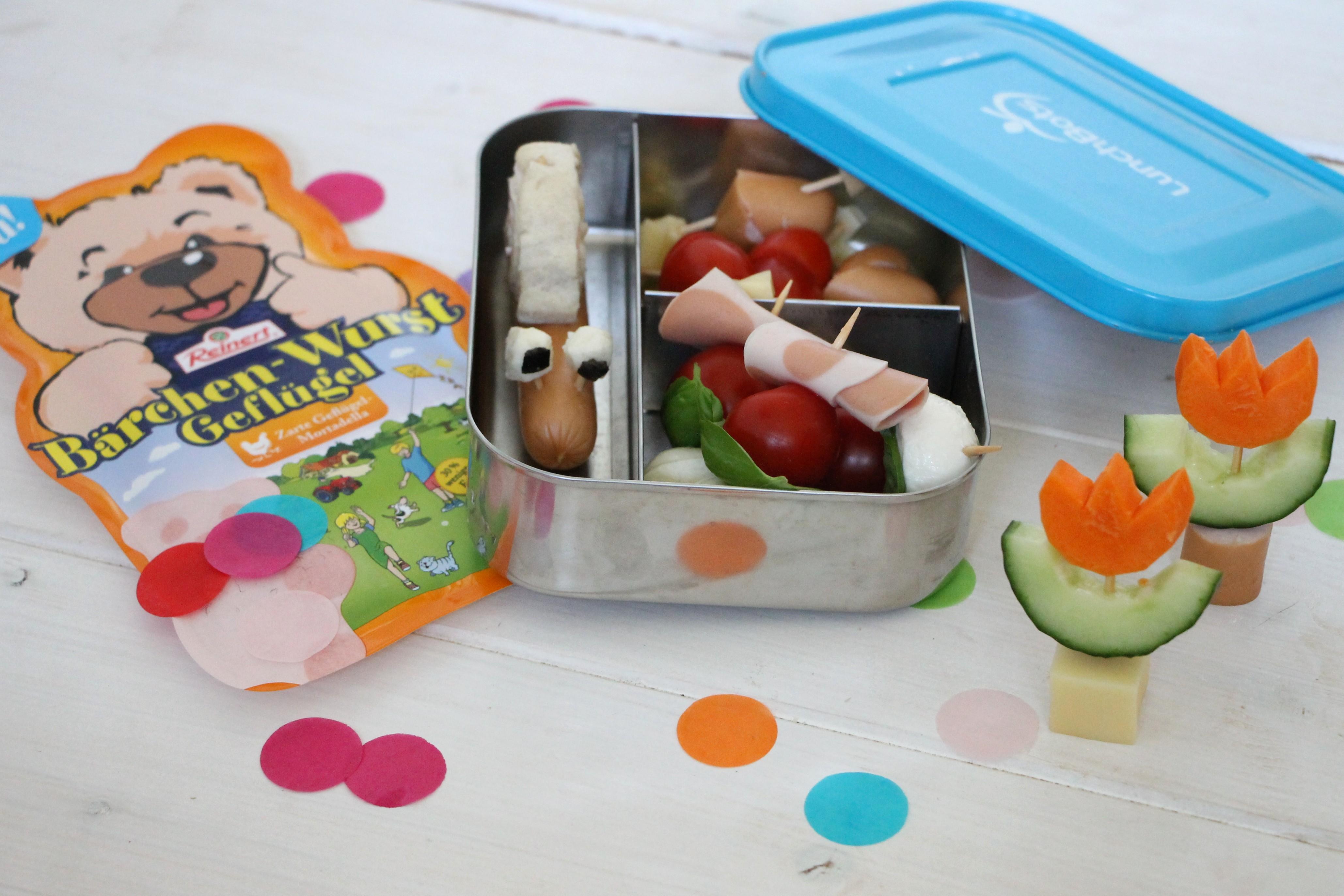 Lunchbox Rezepte Kinder - Lavendelblog