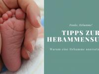 Anzeige: Hebamme finden: Tipps und Wichtigkeit (in Kooperation mit Pampers)