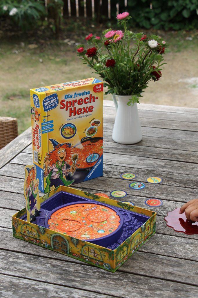 freche Sprechhexe Ravensburger spielend Neues Lernen