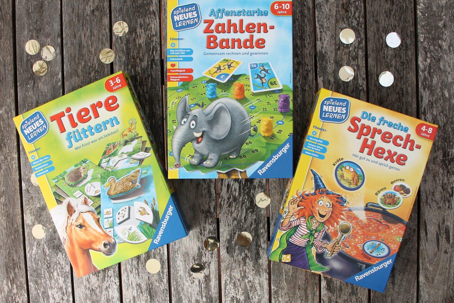 spielerisches Lernen Ideen Ravensburger